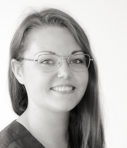 Cecilia Mikaelsson är tandsköterska vid Smile Tandvård i Linköping